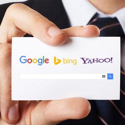 Google, Bing, Yahoo — Was ist der Unterschied?