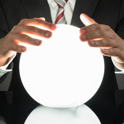 PREDICTING THE FUTURE: 4 TIPS FOR SETTING YOUR 2016 BUSINESS GOALS