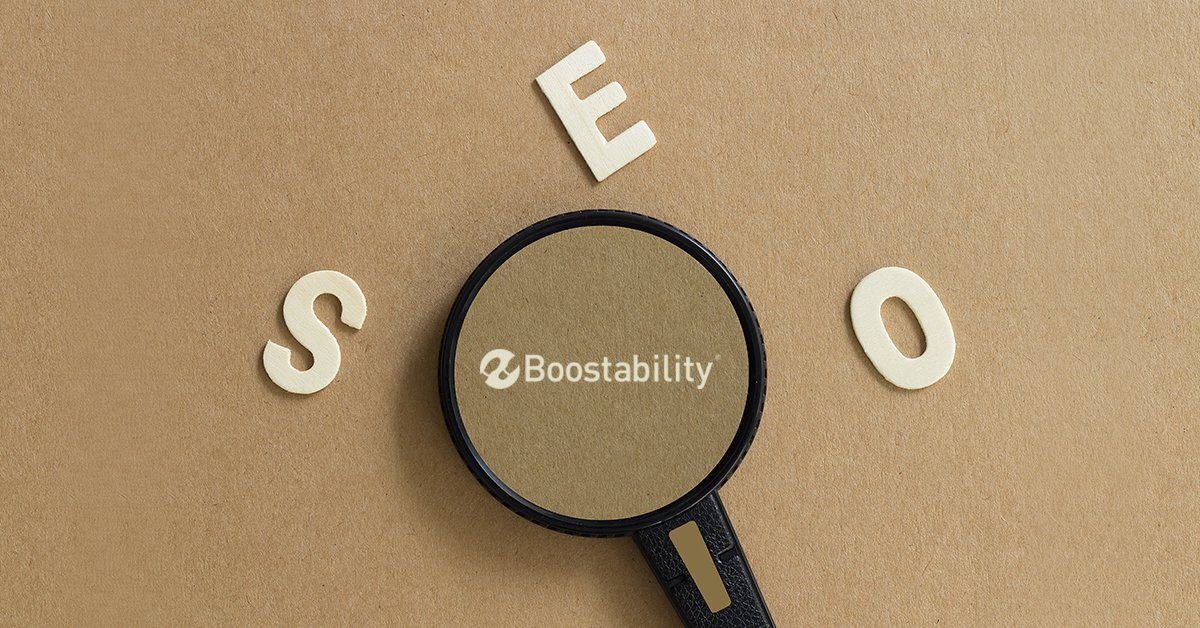 Why Use Boostability For Your SEO?