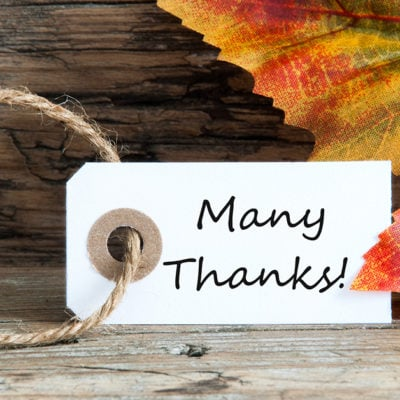 How (and Why) to Say Thank You to Your Customers