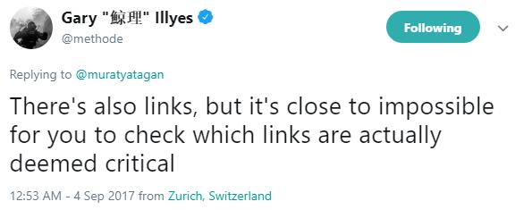Gary Link Tweet, June SEO and Social Update