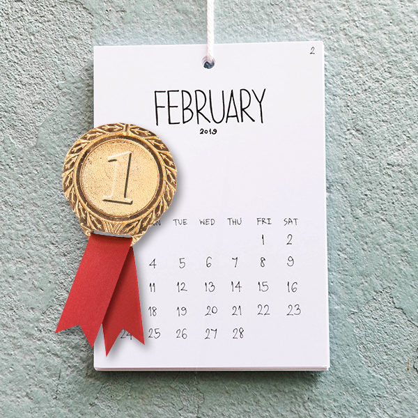 Boostability: Best Web Design Company and Other Awards for February
