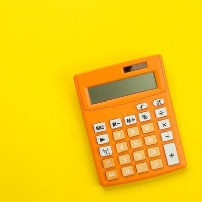 A calculator to determine how much SEO costs.