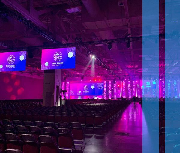 The general sessions for the 2020 Silicon Slopes Tech Summit.