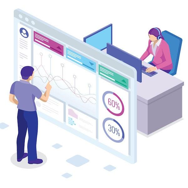 Google Analytics Data Decisions