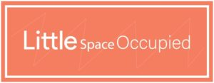 little space occupied graphic