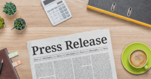 Papers about press releases and how they are important to SEO.
