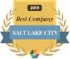 Boostability wins Comparably Best Company Award badge
